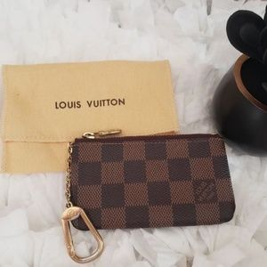 🖤Louis Vuitton DE Key Pouch